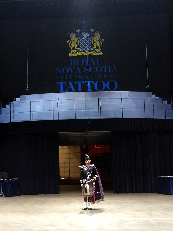 Royal Nova Scotia Internationnal Tattoo 2016
