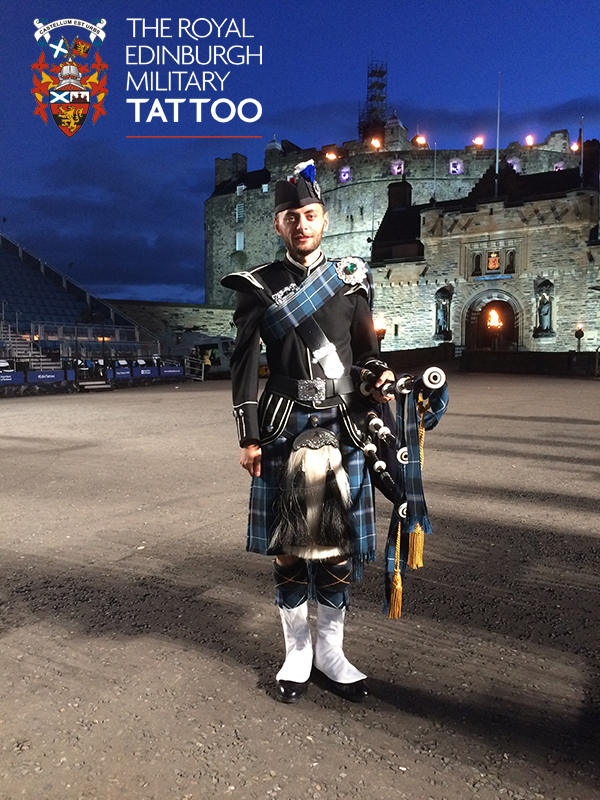Royal Edinburgh Military Tattoo 2017